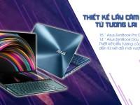 Asus Zenbook Pro Duo/ Asus Zenbook Duo -  Bộ Đôi Laptop Của Tương Lai