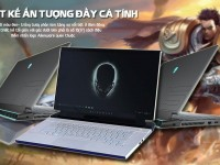Alienware M15/M17 - Laptop Gaming Mỏng Nhẹ Đến Từ Dell