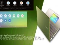Asus Vivobook S14/S15 - Công nghệ ScreenPad 2.0