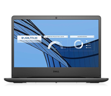 Dell Vostro 3401-70227392 : i3-1005G1 | 4GB RAM | 256GB SSD + 1TB HDD | UHD Graphics 630 | 14.0 FHD | Win10