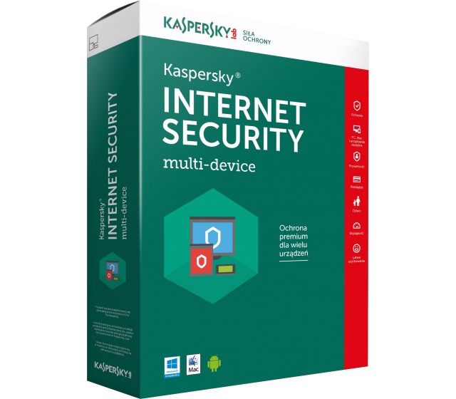 Kapersky Internet 5PC
