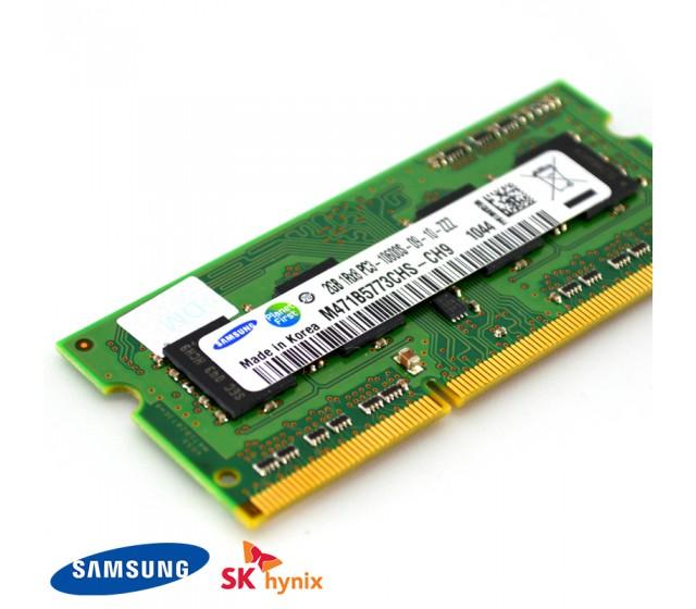 RAM Samsung - Hynix 4GB DDR3L Bus 1600