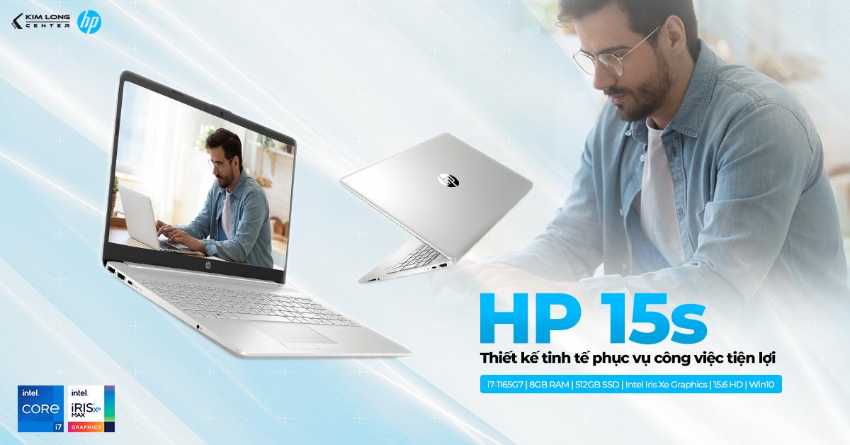 HP 15s fq2558TU 46M26PA