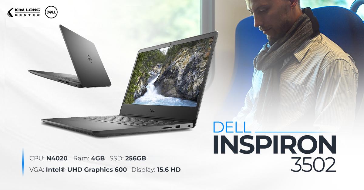 laptop-Dell Inspiron 3502