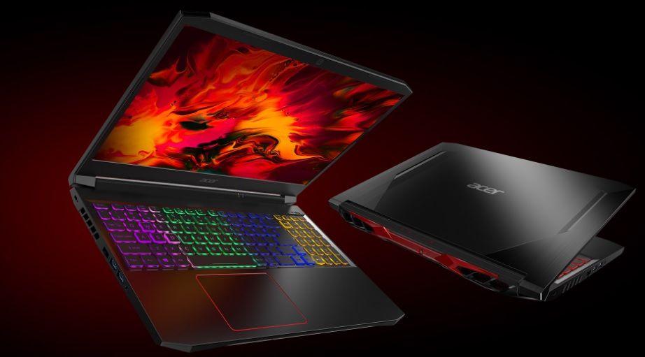 Acer Nitro 5 AN515-55-5923 sở hữu thiết kế đẹp mắt đậm chất game