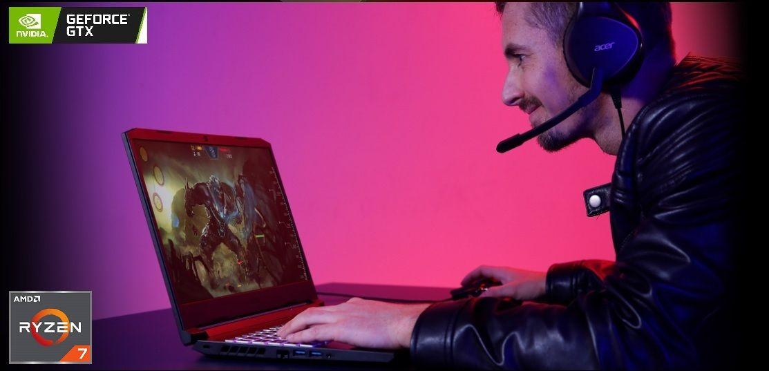 Acer Nitro 5 AN515-43-R4VJSỞ HỮU HIỆU NĂNG MẠNH MẼ
