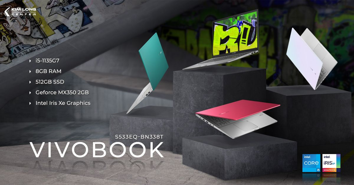 laptop-ASUS VivoBook S533EQ-BN338T