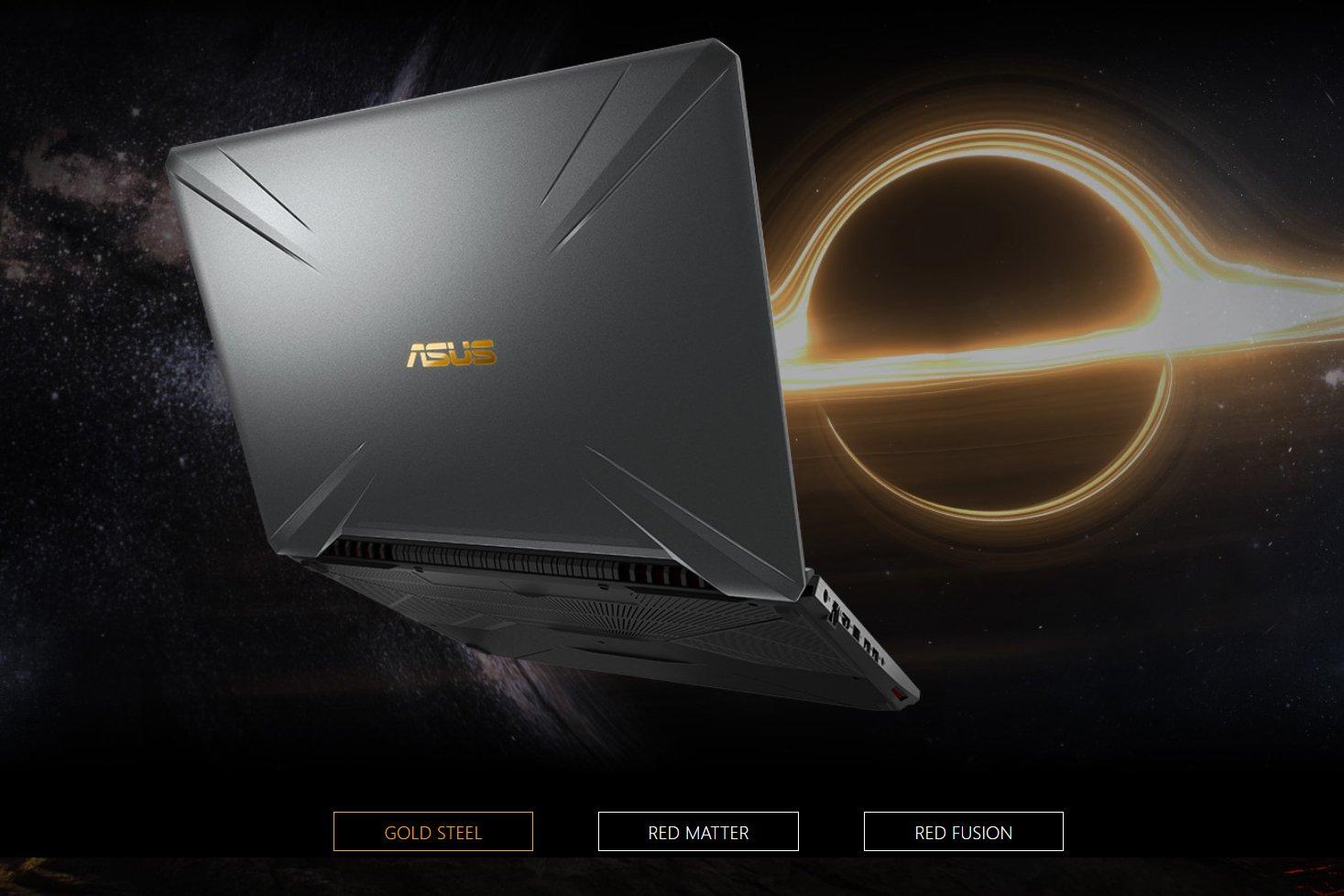 Asus TUF Gaming FX505DY-AL060T SỞ HỮU HIỆU NĂNG MẠNH MẼ
