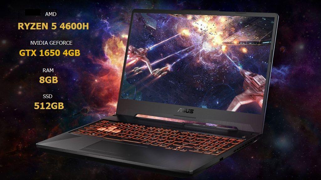 Hiệu năng mạnh mẽ với CPU AMD mới nhất