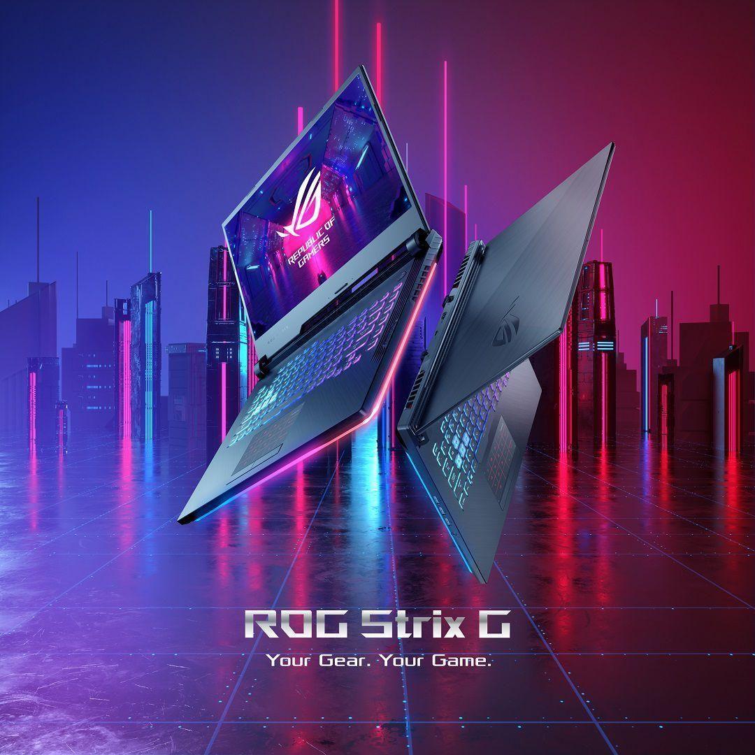 Thiết kế laptop ROGstrix G15 G512L-VAZ068T