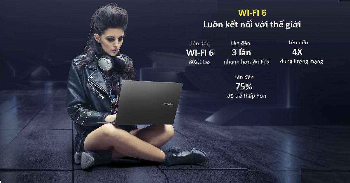 WiFi 6 siêu nhanh
