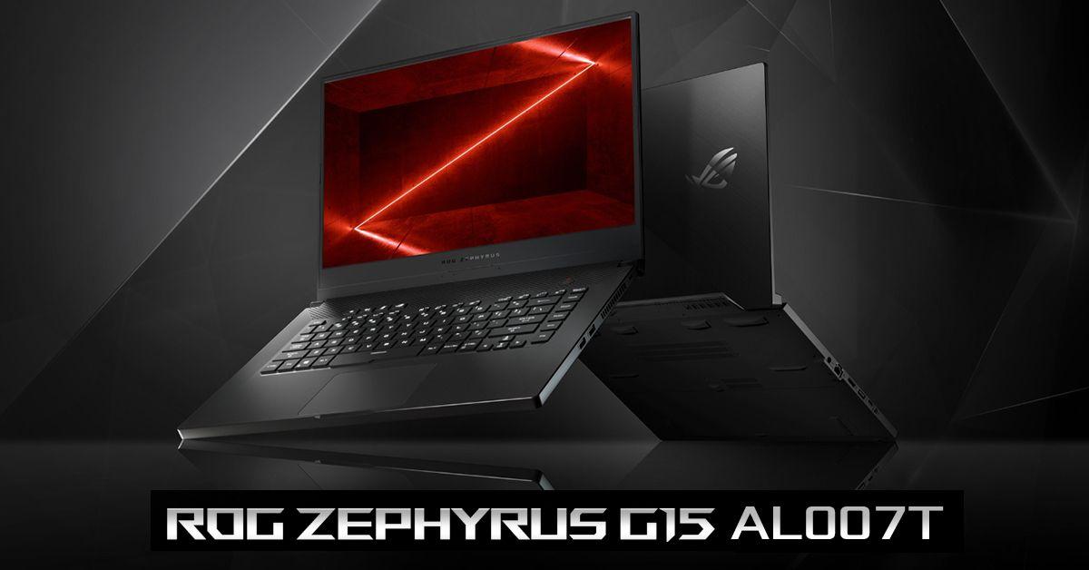 Đánh Giá Asus ROG Zephyrus G15 GA502IU-AL007T