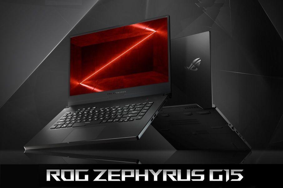 Asus ROG Zephyrus G15 GA502IU-AL007T