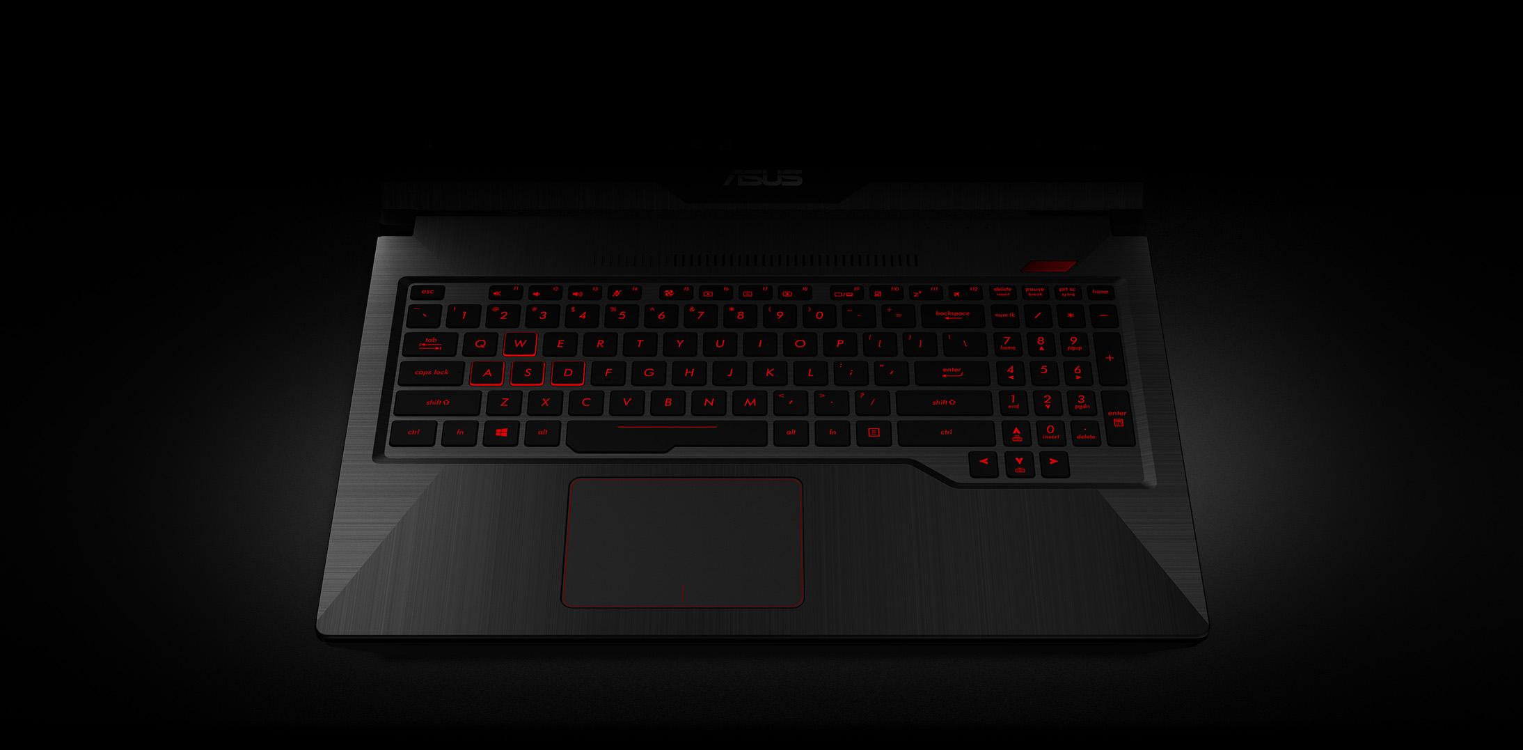 Asus FX503VD-E4082T bàn phím