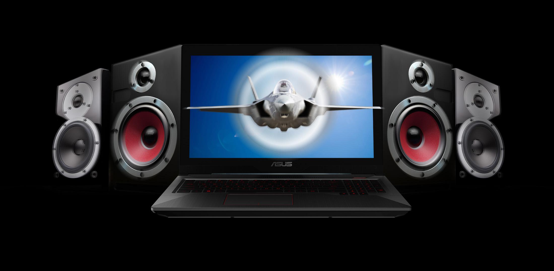 Asus FX503VD-E4082T âm thanh