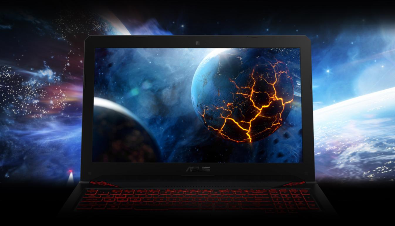 Asus TUF Gaming FX504GE-E4059T màn hình