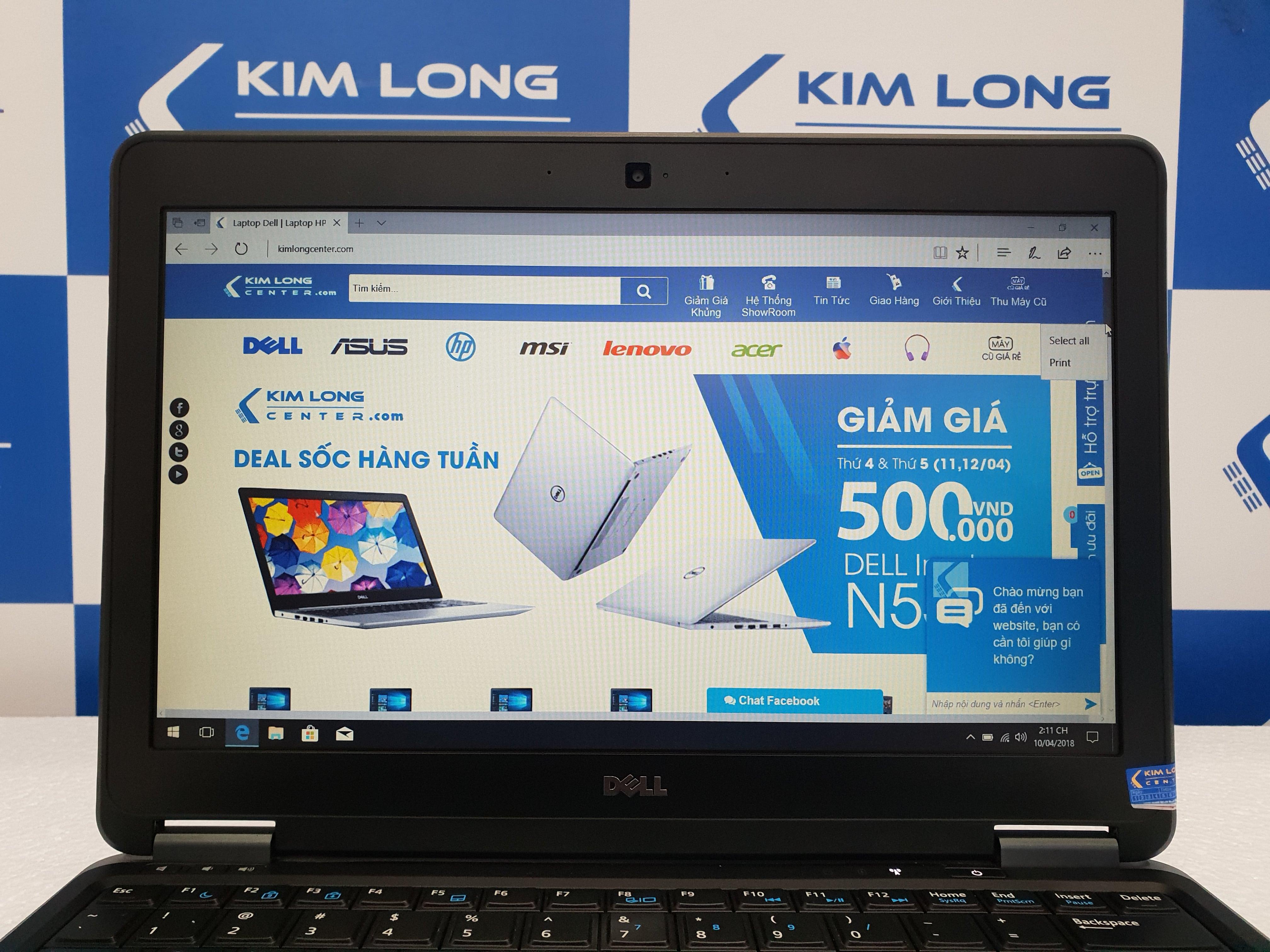 màn hình Dell latitude E7240