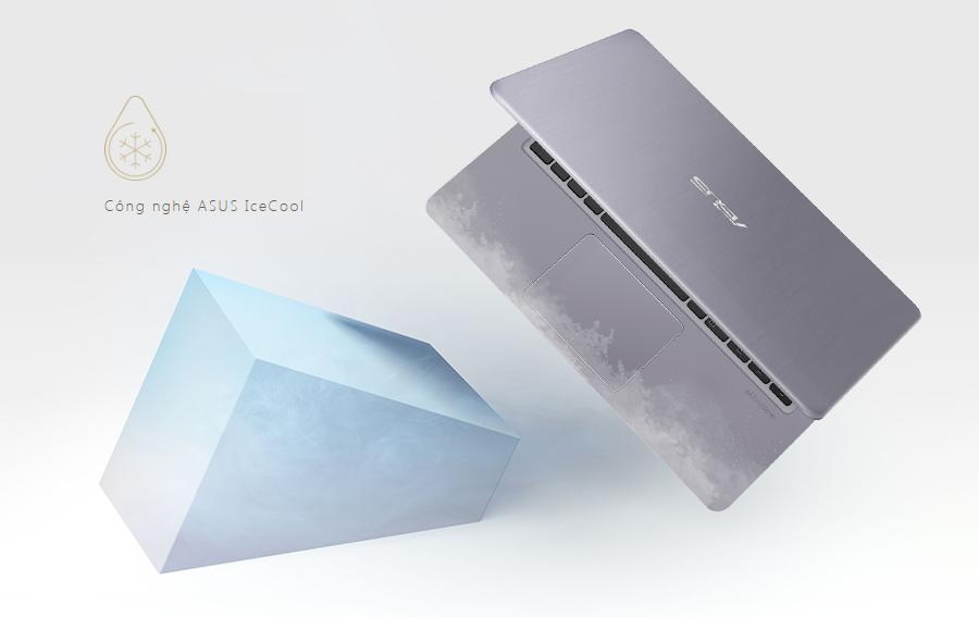 Asus Vivobook S14 S410UA-EB218T asus icecool