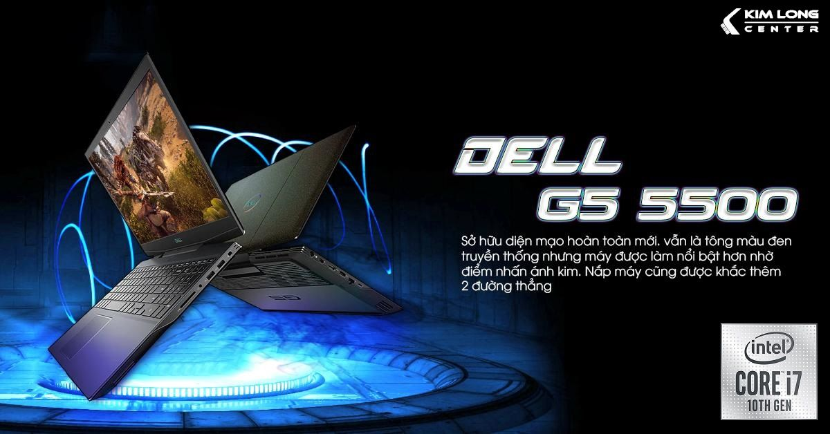 laptop dell g5 5590 i7