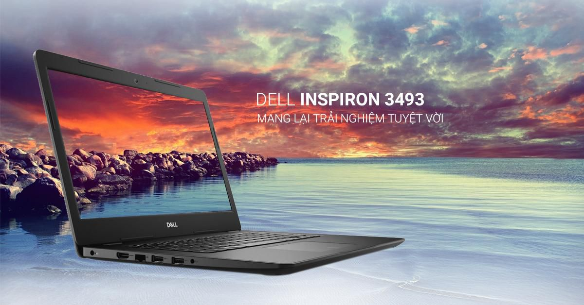 Laptop Dell Inspiron 3493