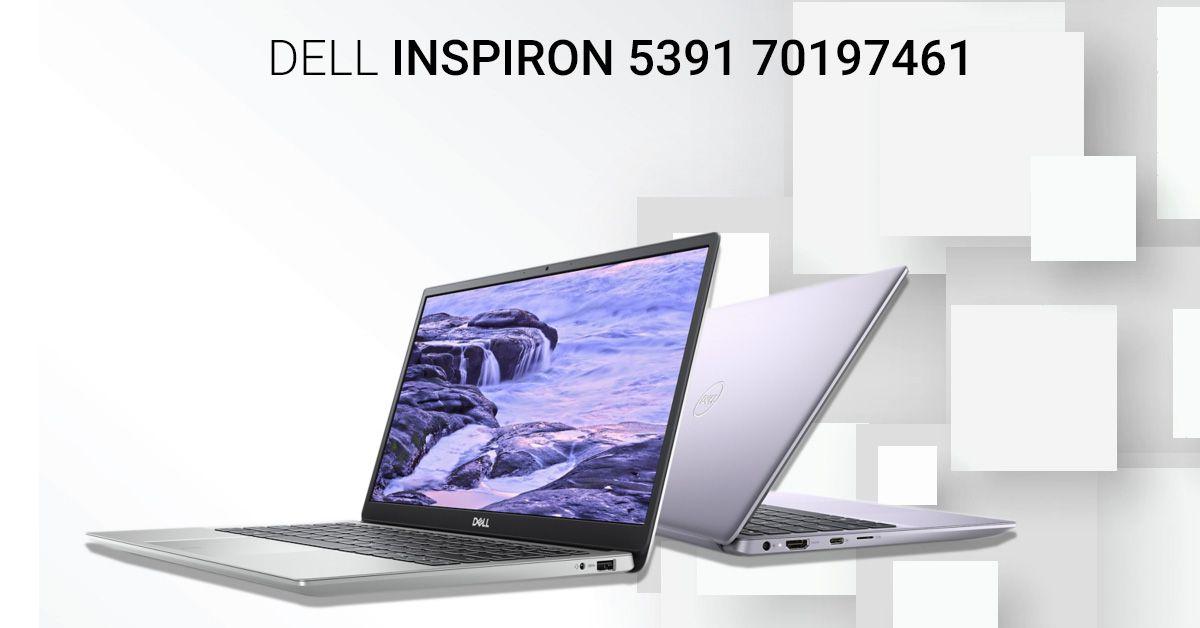 Dell Inspiron 5391