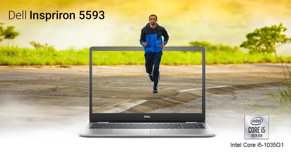 Hiệu năng được trang bị Core i5 thế hệ 10