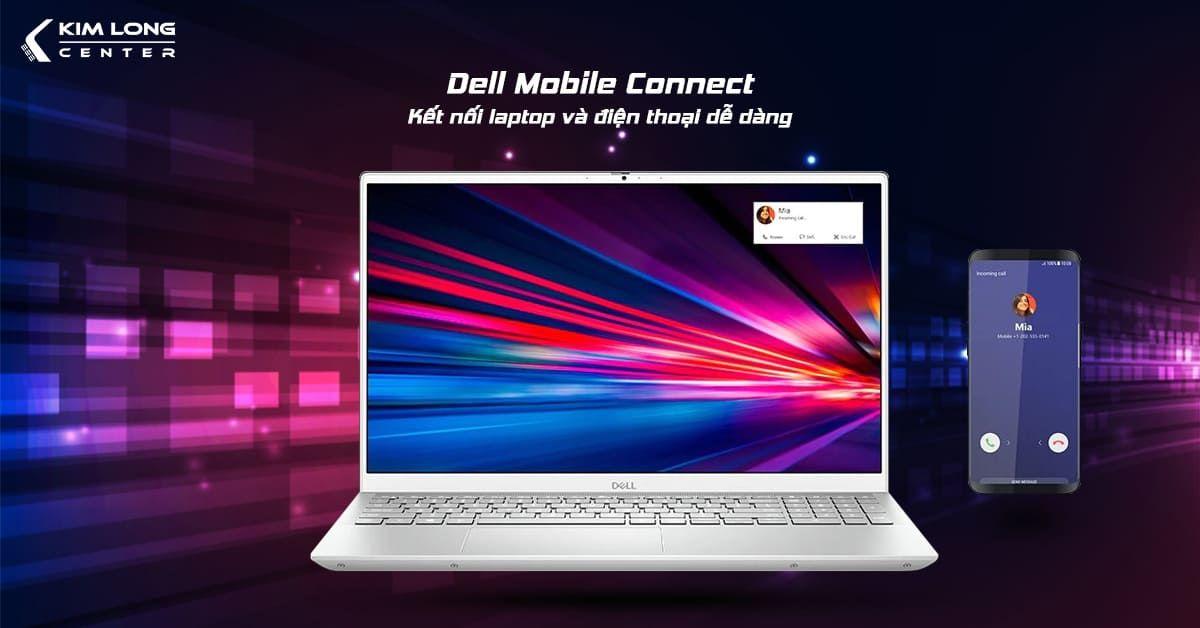 Kết nối laptop và điện thoại nhanh chóng