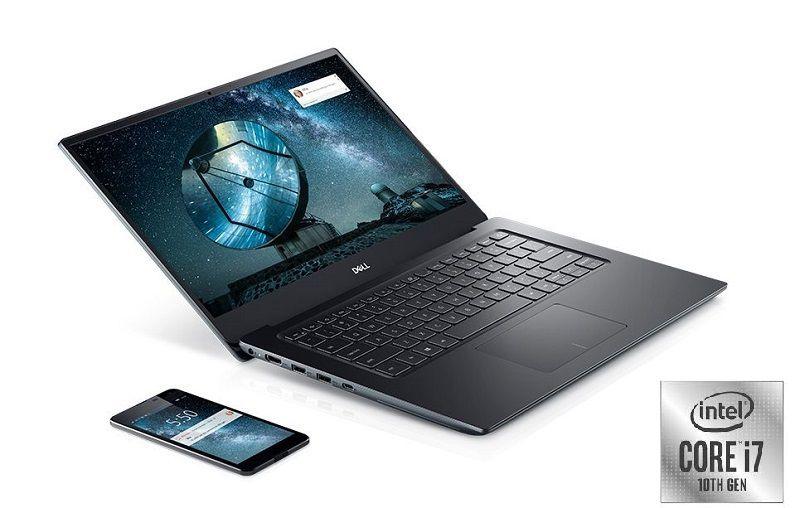 Hiệu năng laptop dell vostro 5490 70197464 đáp ứng tốt nhu cầu làm việc hằng ngày