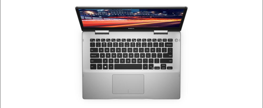 Bàn phím và touchpad thân thiện với người dùng