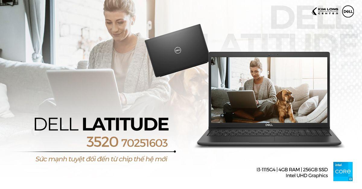 laptop-Dell Latitude 3520 70251603