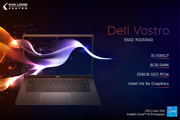 laptop Dell Vostro 5502 70231340