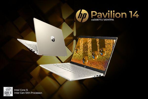 Laptop HP Pavilion 14-ce3067TU 1A1M7PA