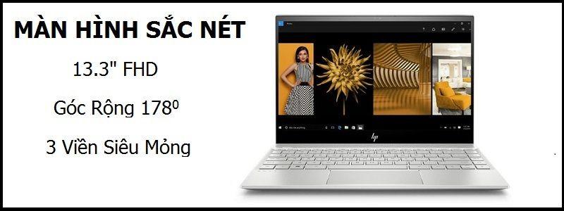 màn hình LAPTOP HP ENVY 13 AQ1022TU 8QN69PA