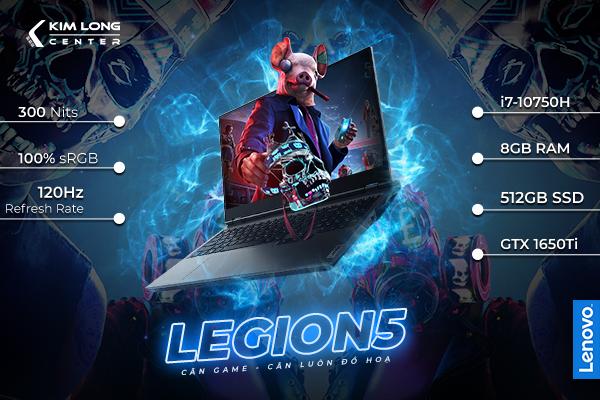 laptop Lenovo Legion 5 15IMH05H (82AU00CGUS)