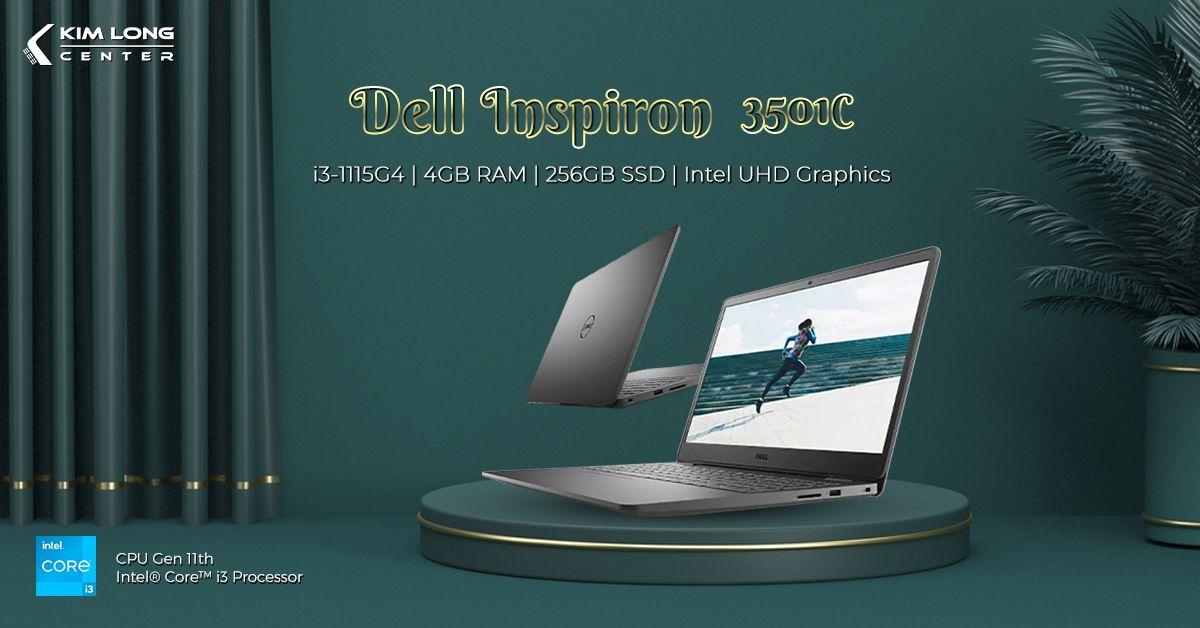 Laptop dell inspiron 3501C