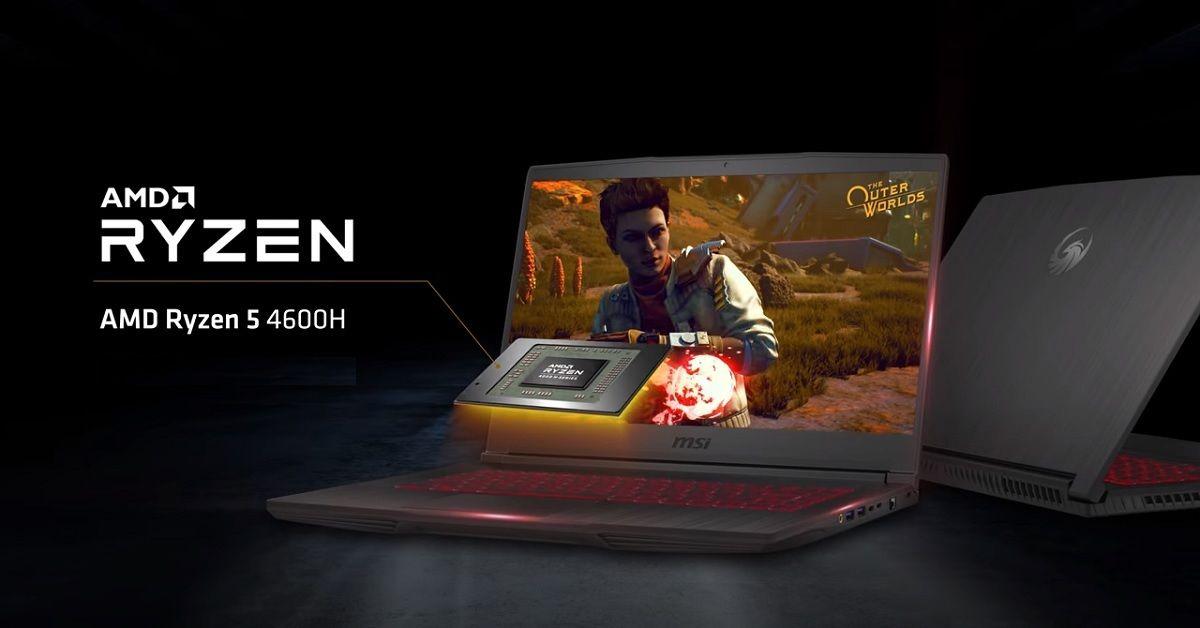 Vi xử lý AMD Ryzen 4000 series mới nhất