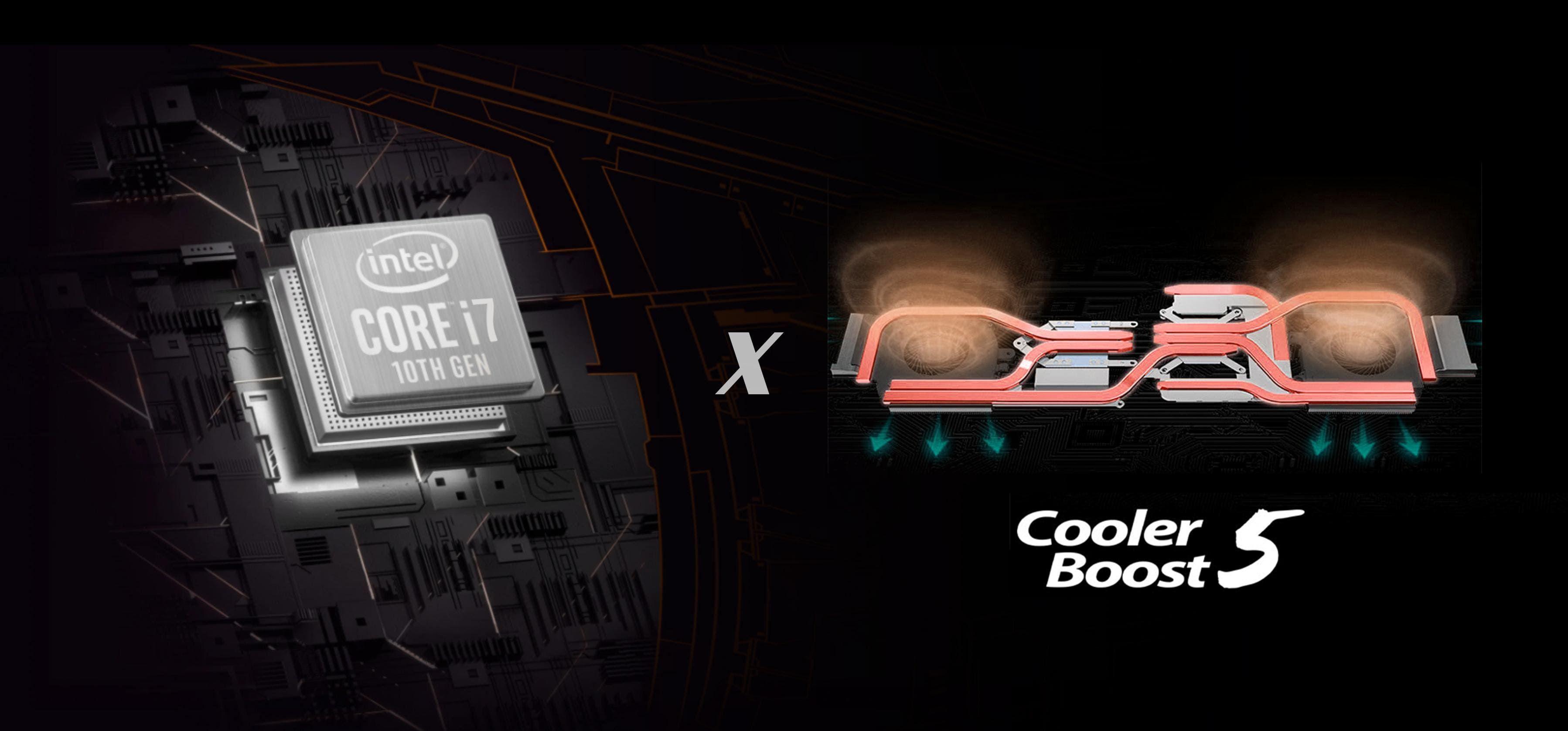 Chơi game mát mẻ và tối ưu với Cooler Boost 5
