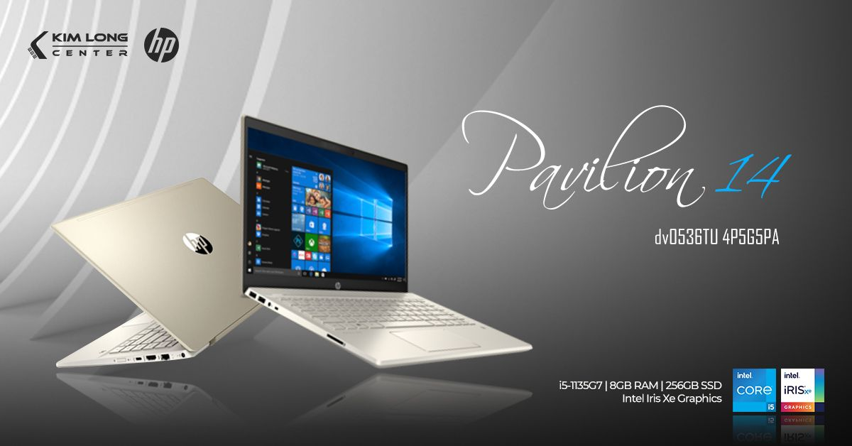 laptop-HP Pavilion 14-dv0536TU 4P5G5PA