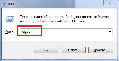 Dùng Registry Editor để tắt OneDrive Win 10 hoàn toàn