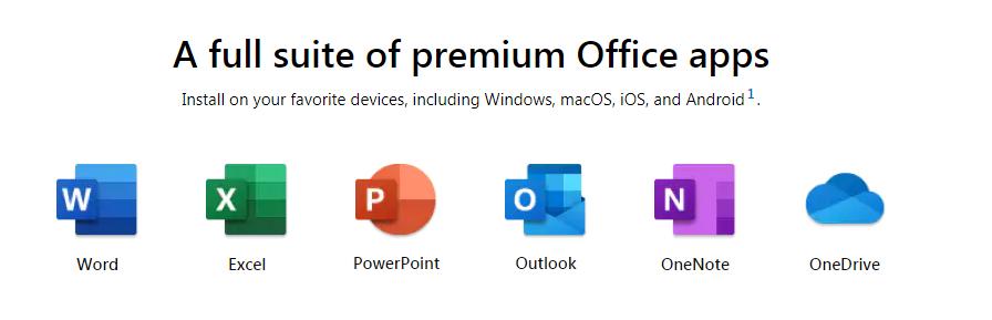 Microsoft Office là một trong những phần mềm cần thiết cho Win 10