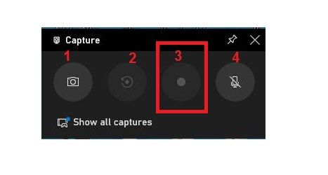 How to Record Windows 10 Screen Without Software