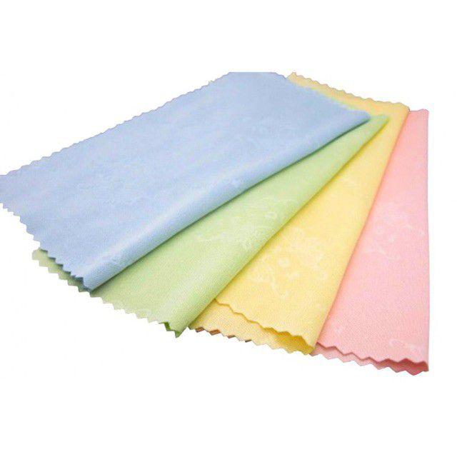 Vải sợi nhỏ có khả năng làm sạch bụi rất tốt