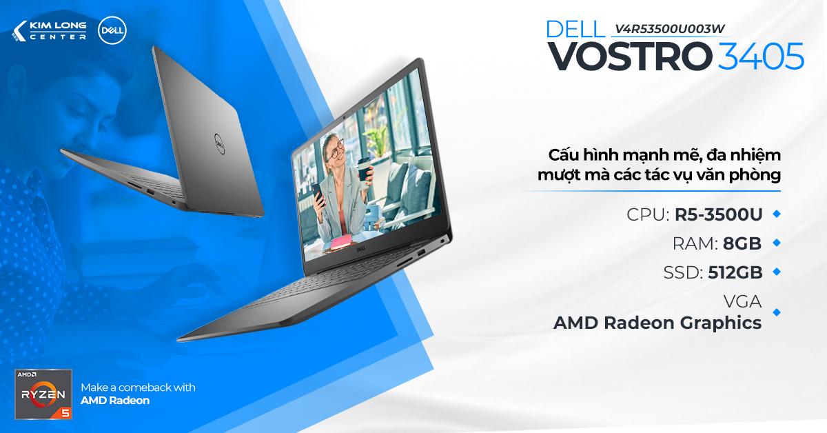 laptop-Dell Vostro 3405 V4R53500U003W