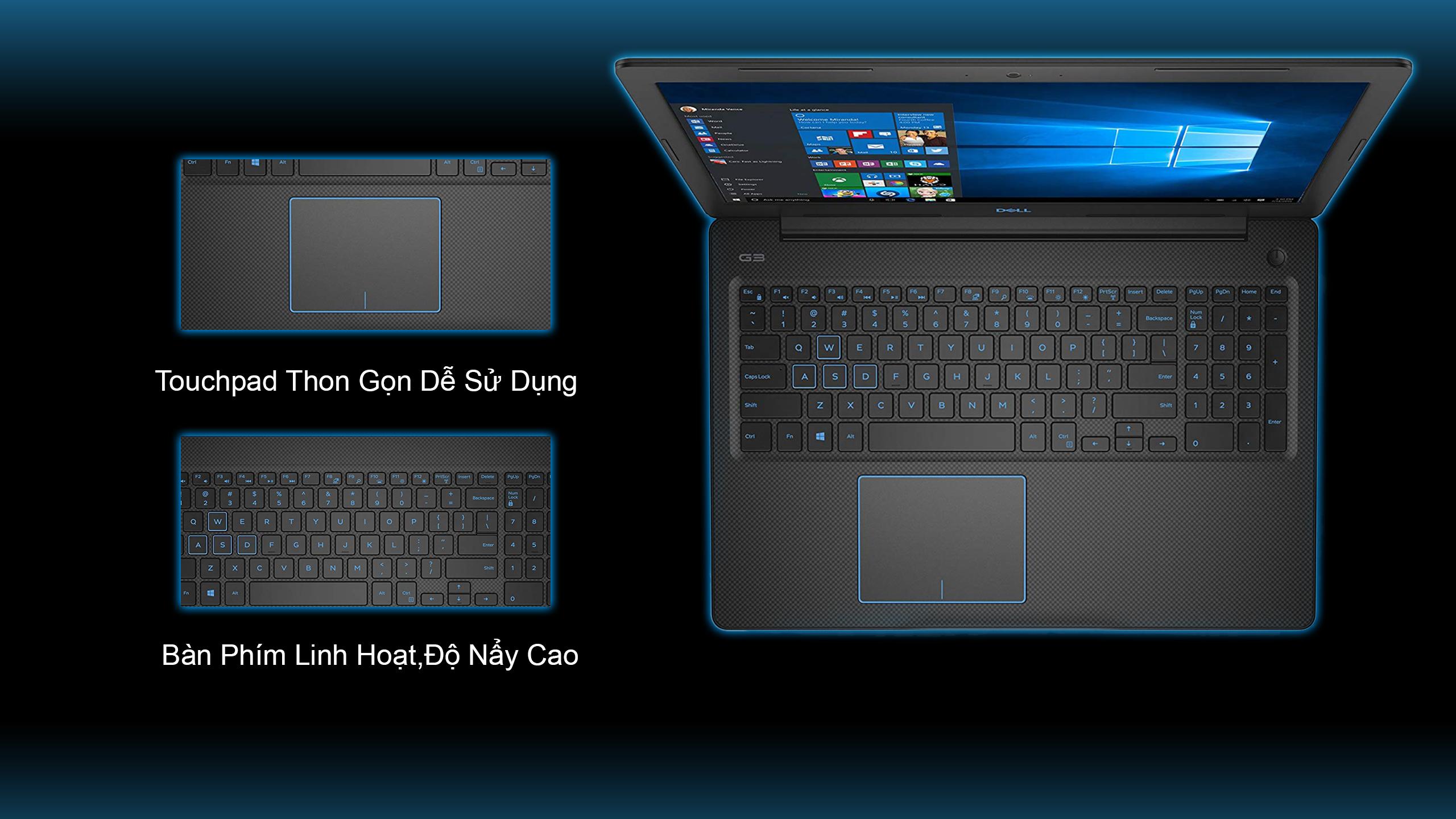 bàn phím  Dell G3 3579