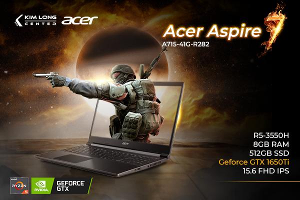 Acer Aspire 7 A715-41G-R282 cho sinh viên đồ họa
