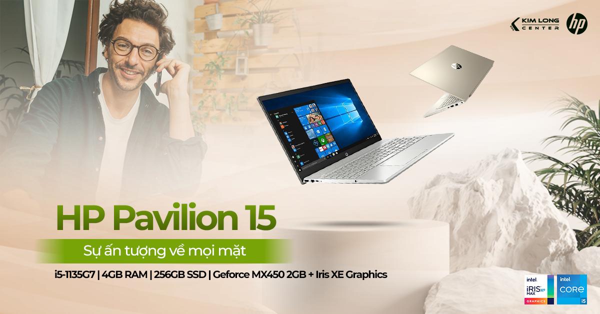 HP Pavilion 15 (EG0004TX-2D9B7PA) card đồ họa MX450