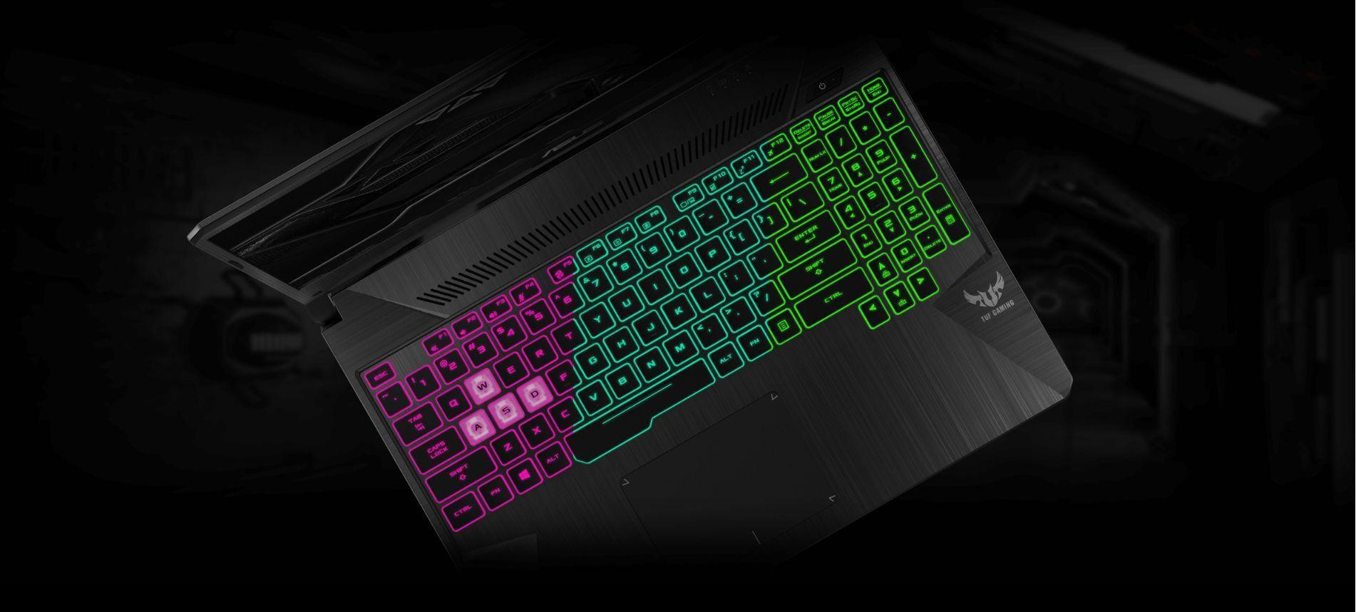 bàn phím laptop asus gaming