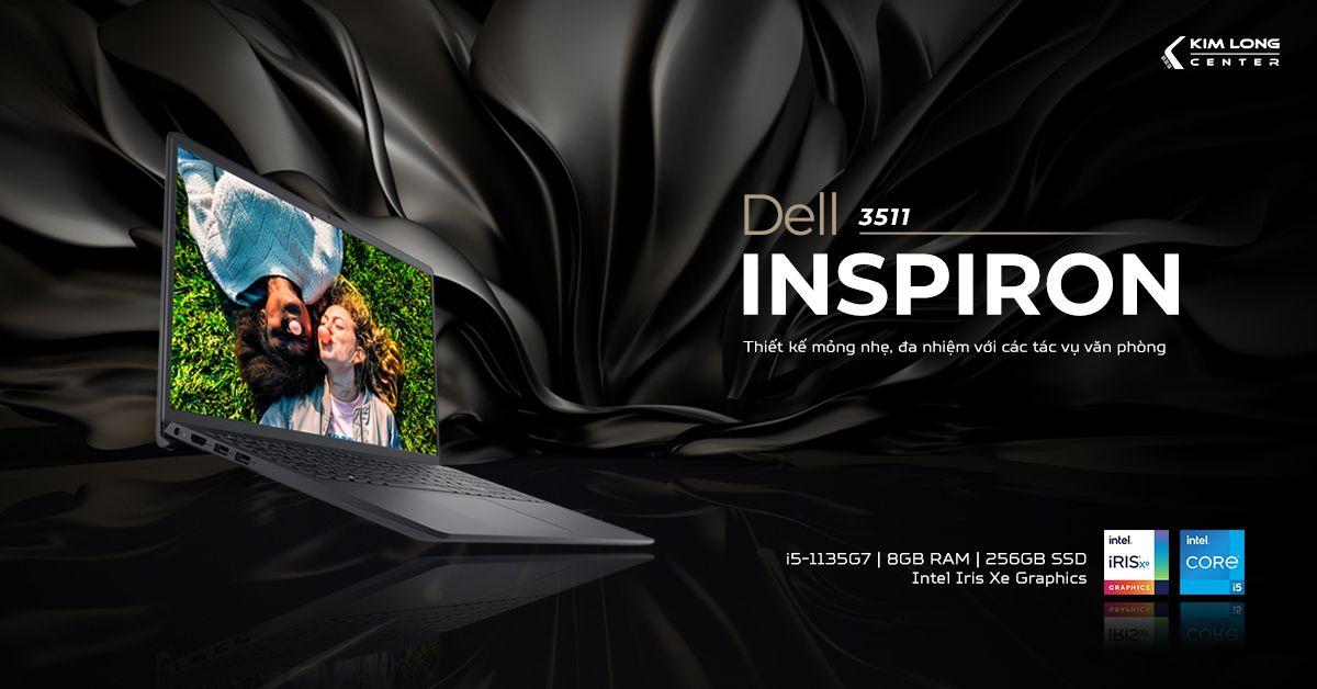 laptop-Dell Inspiron 3511-i5