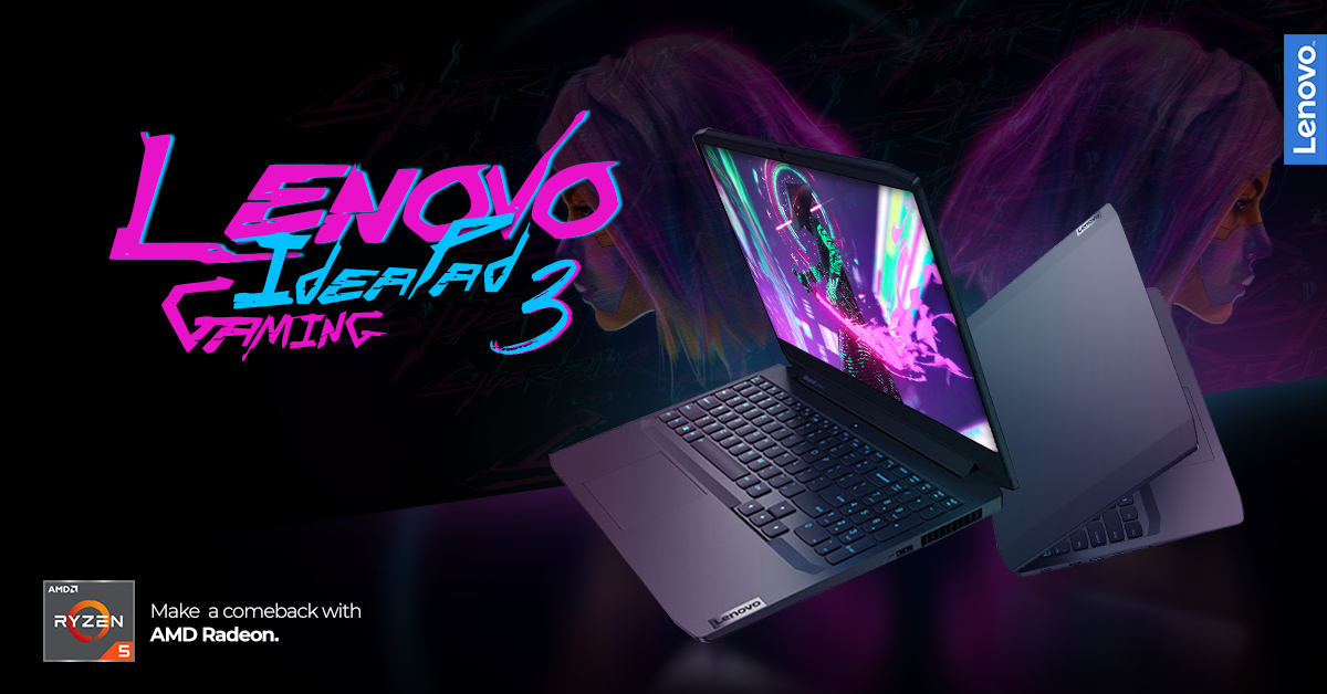 Laptop Lenovo IdeaPad Gaming 3 GTX 1650