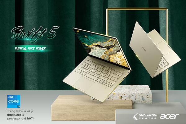 Acer Swift 5 SF514-55T-51NZ